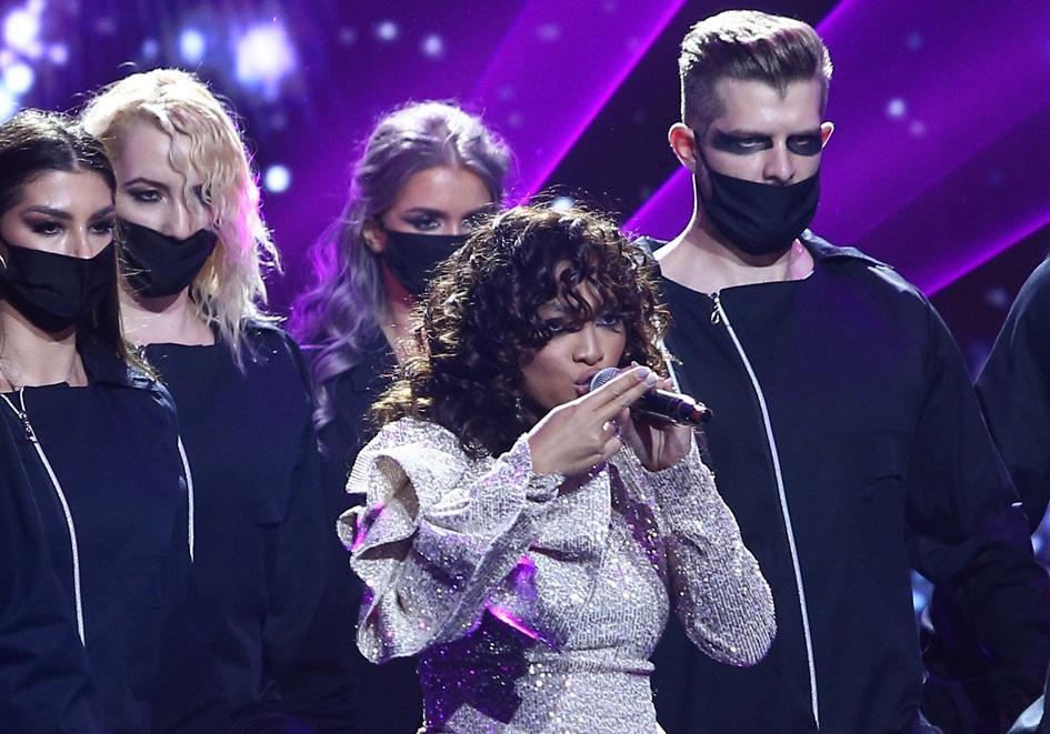 Finala X Factor 2020. Bella Santiago, revenire senzațională pe scena care i-a schimbat viața. Cu ce ținută răvășitoare a surprins