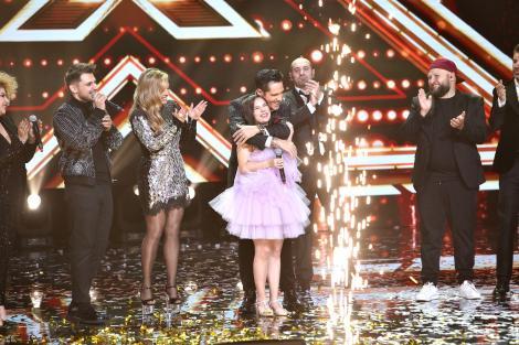 """""""X Factor"""" a fost lider de audiență! Marea finală și-a desemnat câștigătorul și spectacolul a fost la superlativ"""