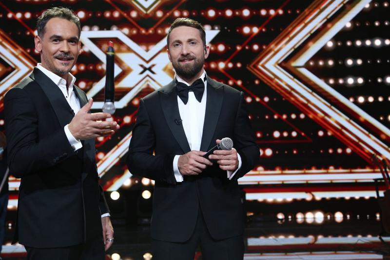 "Răzvan și Dani, în finala emisiunii ""X Factor"" 2020"