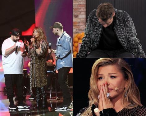 Mesajul publicat de Adrian Petrache pe internet după finala X Factor 2020 câștigată de Andrada Precup. Ce a scris tânărul