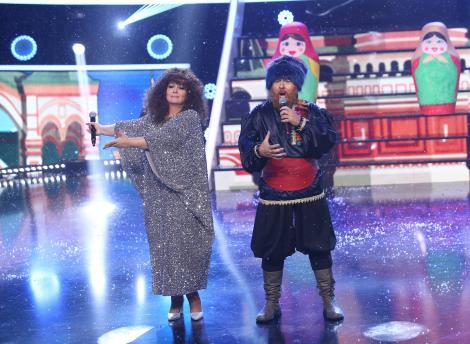 """Finala Te cunosc de undeva 2020. Monica Anghel și Marcel Pavel au strălucit pe scenă cu piesa """"Kalinka"""""""
