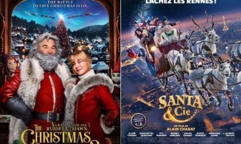 Cele mai frumoase filme cu Moș Crăciun
