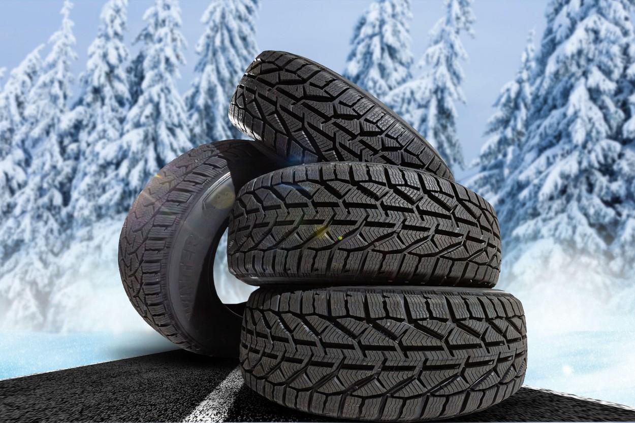 Cum trebuie alese anvelopele de iarnă și cum echipăm mașina pentru sezonul rece