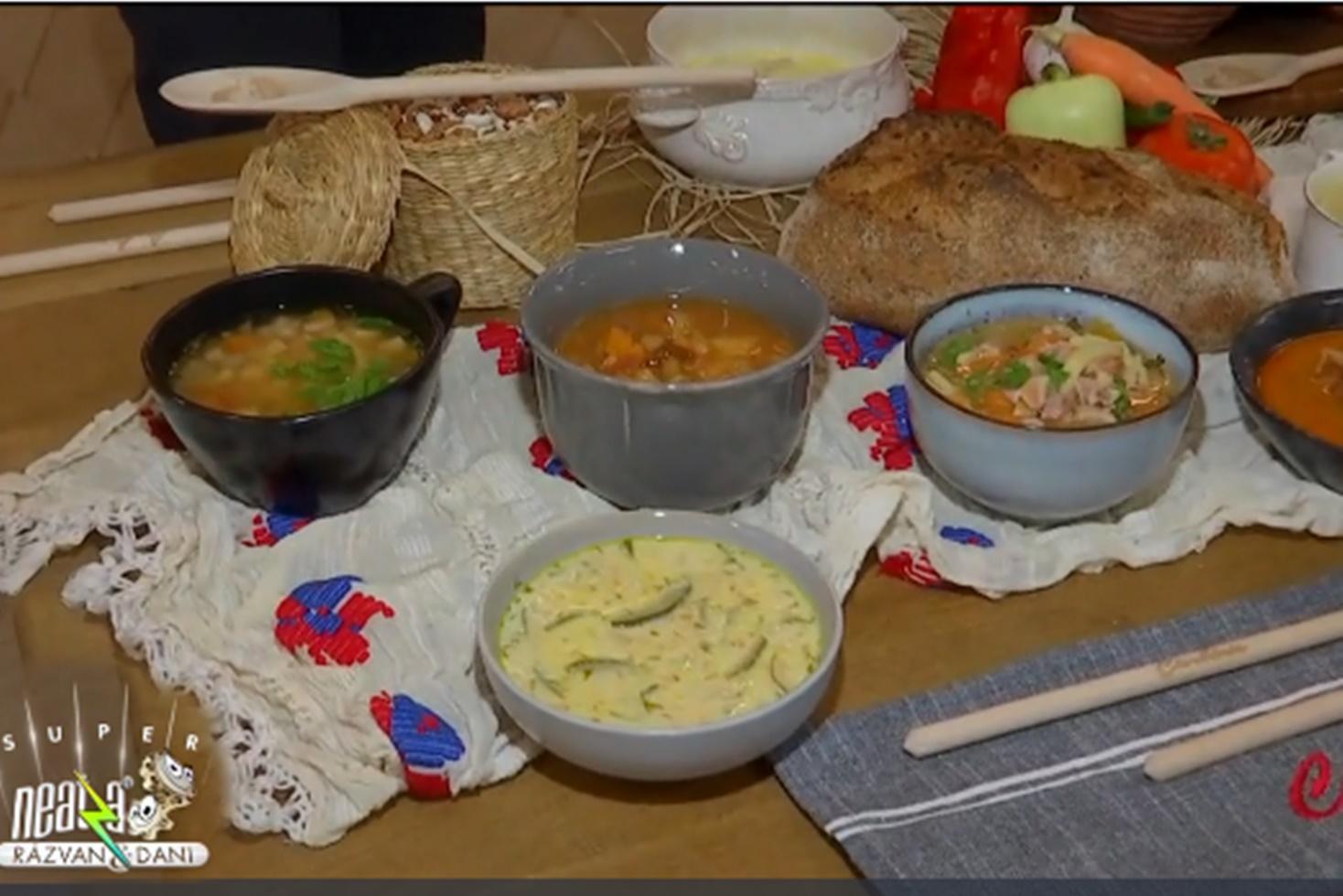 Cele mai recomandate ciorbe bune de servit după perioadele de abuz alimentar