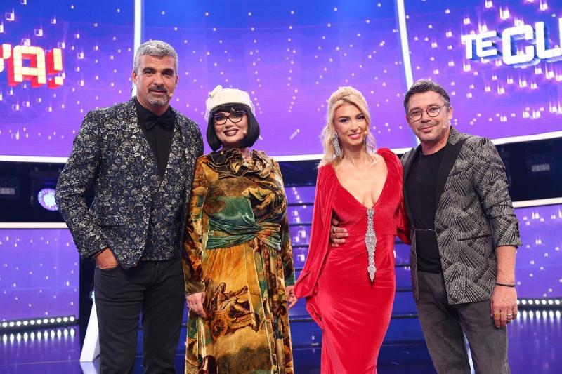 """Jurații emisiunii """"Te cunosc de undeva"""", de la Antena 1"""