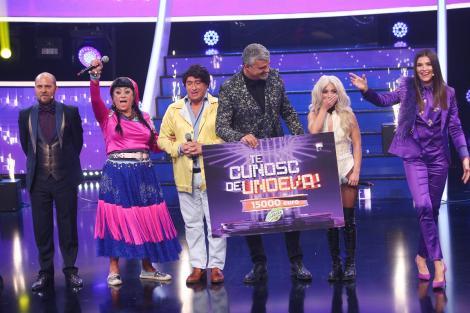 """Sezonul 15 """"Te cunosc de undeva"""" a fost câștigat de AMI! Finala, lider de audienţă în rândul publicului din mediul urban"""
