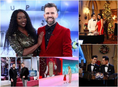 De Crăciun, Antena 1 a pregătit zile cu magie pentru toată familia
