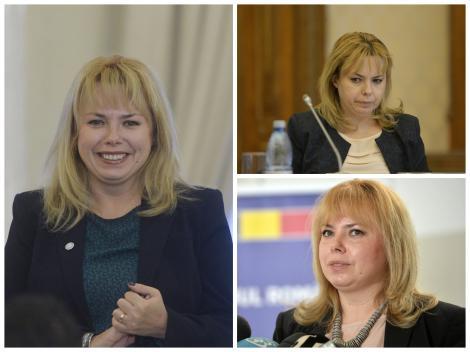 Anca Dragu va conduce Camera Superioară a Parlamentului