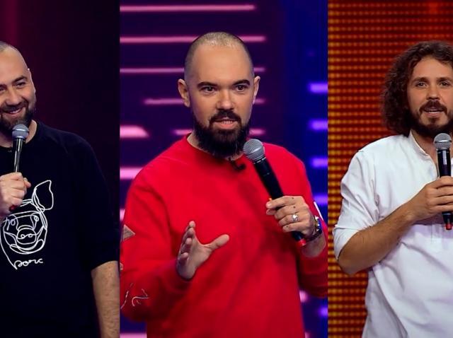 Momentele cu cei mai buni oameni de stand-up din România sunt de-a dreptul memorabile
