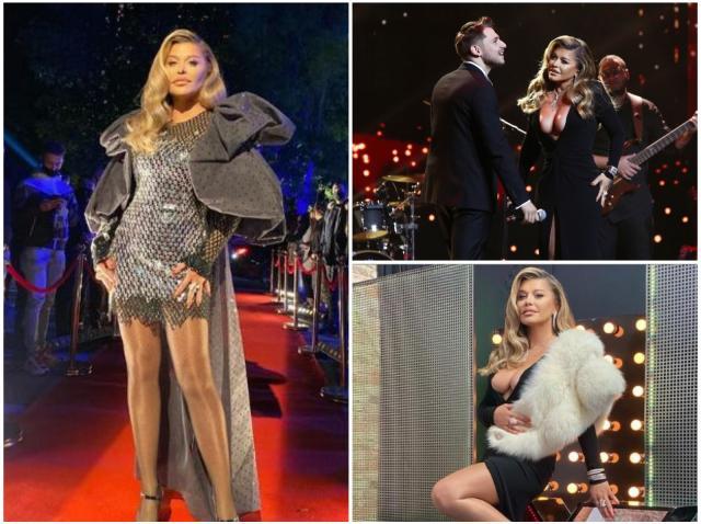 Loredana Groza, apariții spectaculoase la X Factor 2020