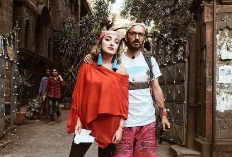 Ana Morodan și Adrian Teleșpan la Asia Express