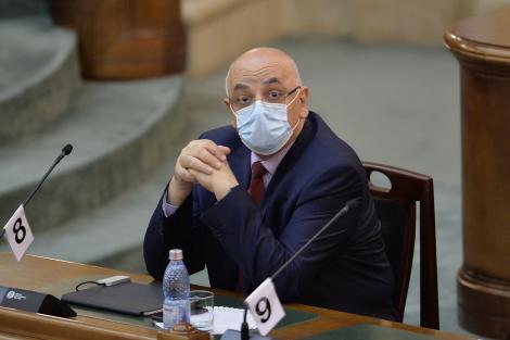 Raed Arafat este secretar de stat pentru situații de urgență