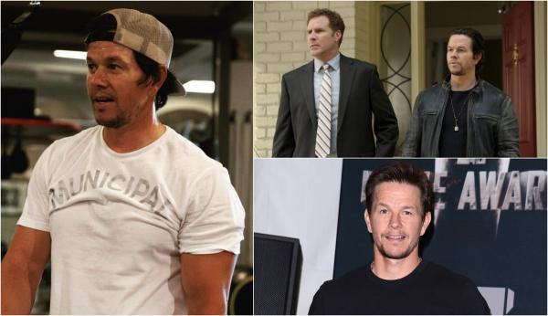 Colaj Cum arăta Mark Wahlberg în tinerețe