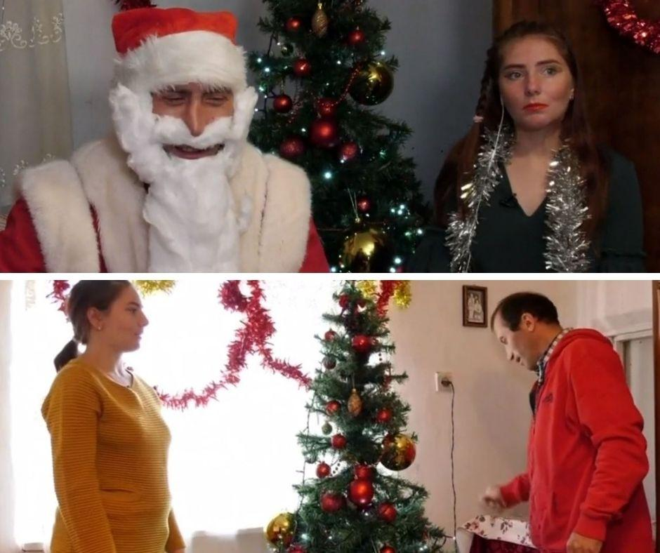 Vulpița și Viorel, pregătiri în Ajunul Crăciunului. Ce le lipsește soților Stegaru