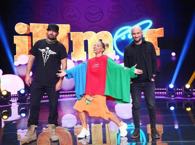 Cheloo, Delia și Mihai Bendeac, pe scena iUmor