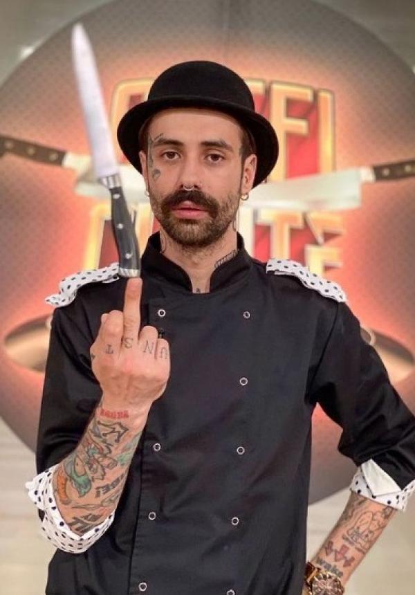 """Kani (Andrei Hîncu), concurent în sezonul 8 """"Chefi la cuțite"""""""