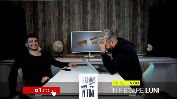 Speak și Vlad Drăgulin lansează Îs geană pi tini, episodul 8. Hai să vezi ce surprize amuzante au mai pregătit cei doi simpatici