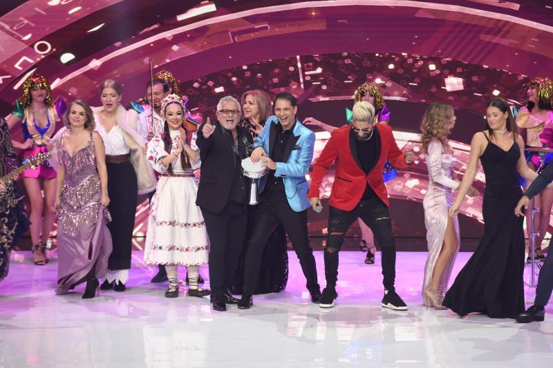 Dan Negru prezintă Revelionul Starurilor la Antena 1