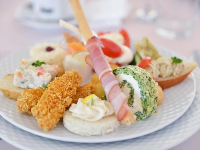Idei de aperitive pentru mesele festive