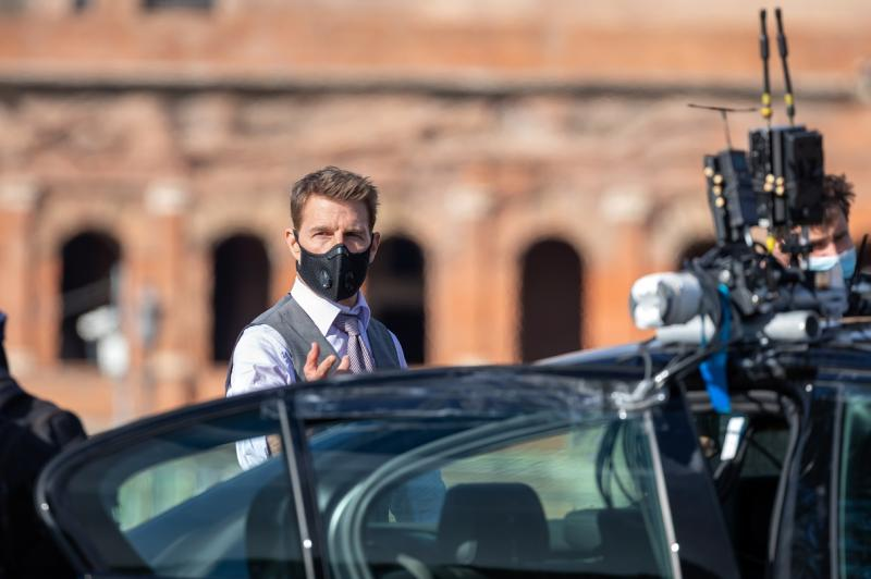"""Tom Cruise lucrează la filmul """"Mission: Impossible 7"""""""