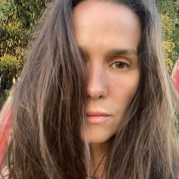 Natalia Oreiro nemachiată