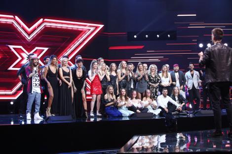 Grupurile lui Florin Ristei intră în Bootcamp-ul X Factor, astăzi, de la 20.30, la Antena 1