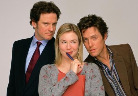 Renee Zellweger și Hugh Grant au jucat împreună în Jurnalul lui Bridget Jones