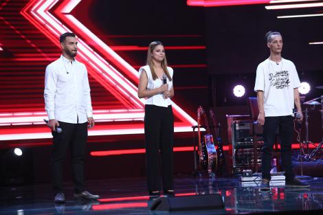 """X Factor 2020. """"Alfa Band"""", posesorii """"Wild Card"""" au făcut spectacol pe scenă: """"Pentru mine, a fost o bucurie!"""""""