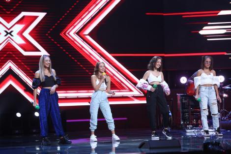 """X Factor 2020. Tiny Tigers au pus în scenă unul dintre cele mai energice momente din Bootcamp: """"N-am mai văzut o trupă de la ASIA"""""""