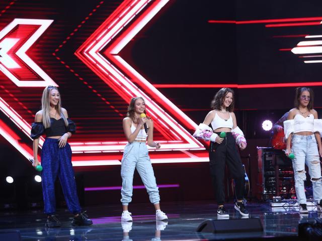 """X Factor 2020. Trupa """"Tiny Tigers"""" a facut unul dintre cele mai energice momente de pe scena:""""N-am mai văzut o trupă de la ASIA"""""""