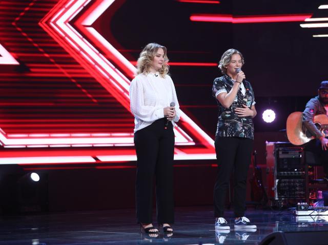 """X Factor 2020. Gemenele Conta au avut cel mai emoționant moment din Bootcamp:""""Cel mai emoționant moment, de departe!"""""""