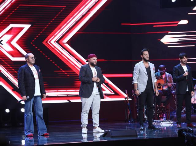 X Factor 2020. Super 4 este grupul de care toți concurenții și jurații se tem