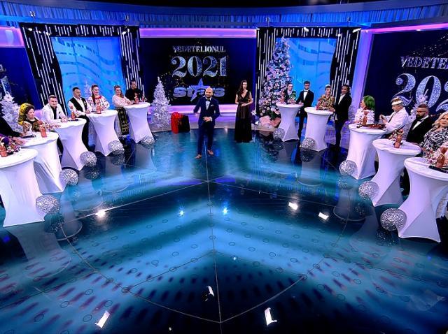 Antena Stars aduce un program special de Revelion 2021