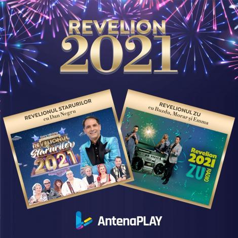 AntenaPlay le oferă abonaţilor Revelion la alegere