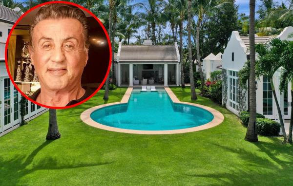 Noua casa a lui Sylvester Stallone