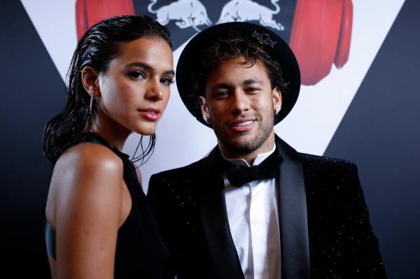 Neymar și Bruna Marquezine