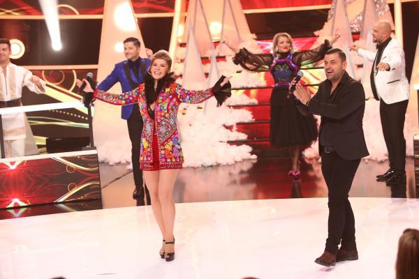 Diana Matei și Ionuț Galani, spectacol de senzație pe scena Show și-Așa