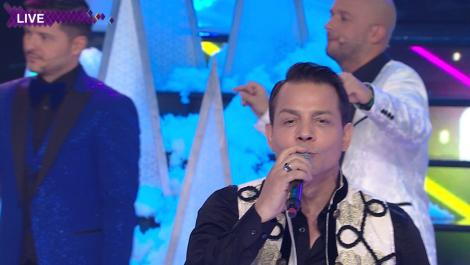 """Jean de la Craiova a interpretat piesa """"Jaga Jaga"""", iar Andreea Bănică s-a ocupat de coregrafie"""