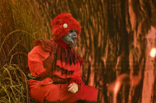 Dracu, masca infricosatoare la Revelionul Starurilor 2021 pe care a primit-o Cornel Ilie
