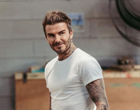 Cum va arăta David Beckham la 75 de ani. Starul considerat cândva cel mai sexy bărbat în viață a fost îmbătrânit digital