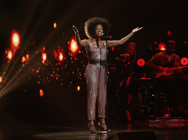 Lakeetra, vocea senzațională de pe scena X Factor