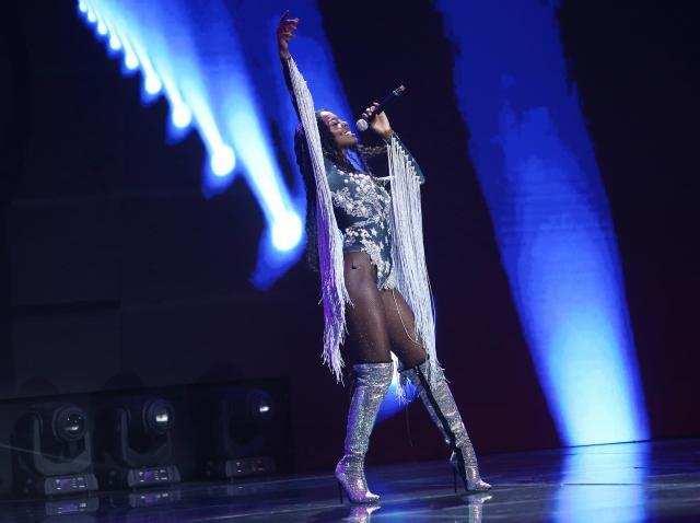 Toți au fost extrem de impresionați de frumusețea lui Naomi