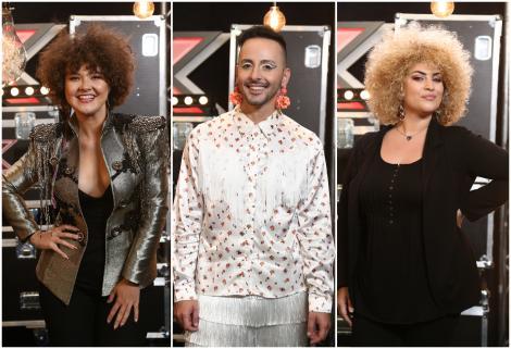 X Factor 2020: Ei sunt concurenții din grupa Deliei care au trecut de Bootcamp și merg în etapa următoare a show-ului