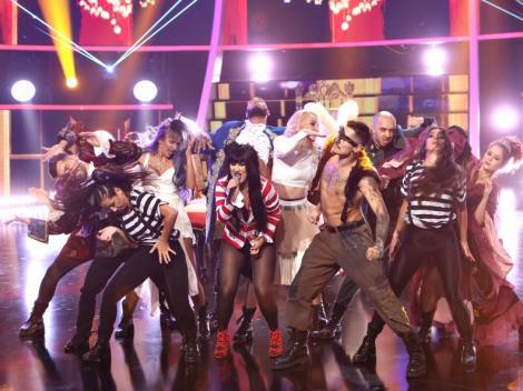 Adda, transformându-se în Jessie J, În gala 13 TCDU