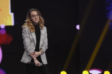iUmor 2020, Semifinala. Mihai Bendeac, furios din cauza lipsei de pregătire a concurentei Mihaela Pripici