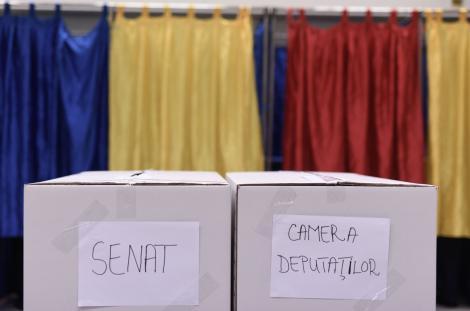 Românii și-au ales reprezentanții pentru Senat și Camera Deputaților