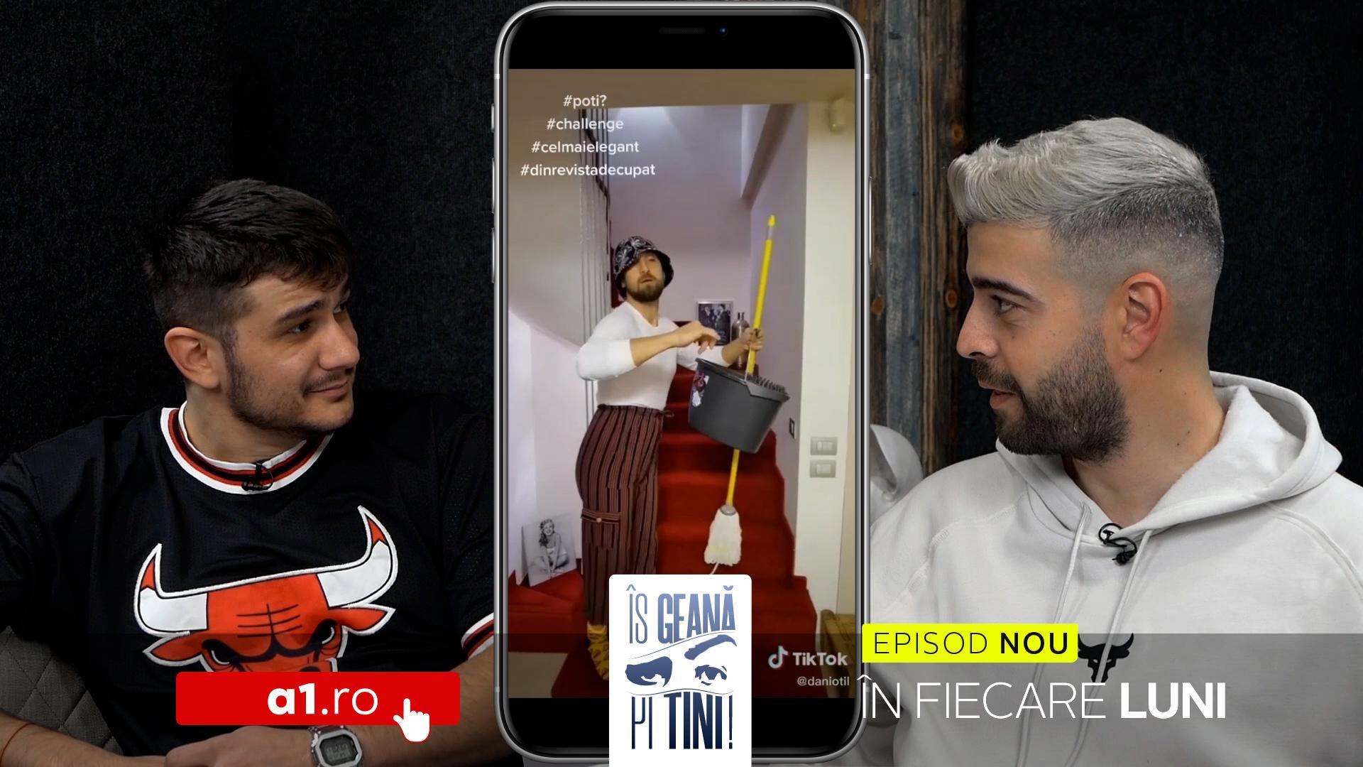 Speak și Vlad Drăgulin lansează Îs geană pi tini, episodul 5! Ce clipuri au analizat în noul episod