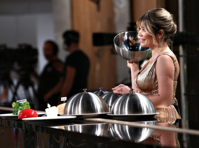 """Gina Pistol, în ediția 40 din sezonul 8 """"Chefi la cuțite"""""""