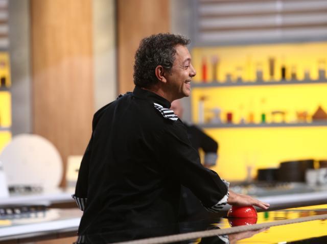 """Sorin Bontea în ediția 41 din sezonul 8 al emisiunii """"Chefi la cuțite"""""""