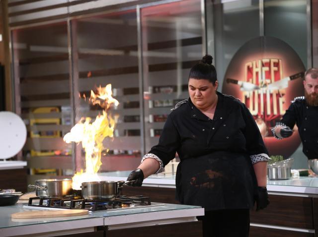 """Ce temă au primit concurenții, în ultimul duel din sezonul 8 """"Chefi la cuțite"""""""